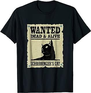 Schrodinger's Cat Physic T-shirt, Sheldon Tee