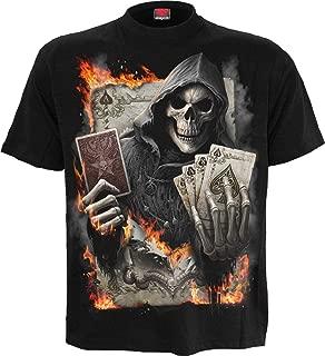 Mens - ACE Reaper - T-Shirt Black