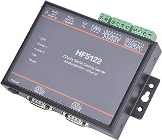 Servidor en serie seguro y duradero de uso amplio, RS422 estable a Ethernet, DES3 práctico para AES-128Bit