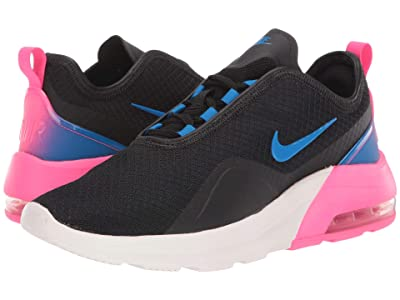 Nike Air Max Motion 2 (Black/Photo Blue) Women