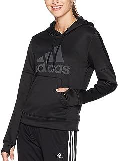 Women's Team Issue Fleece Pullover Logo Hoodie