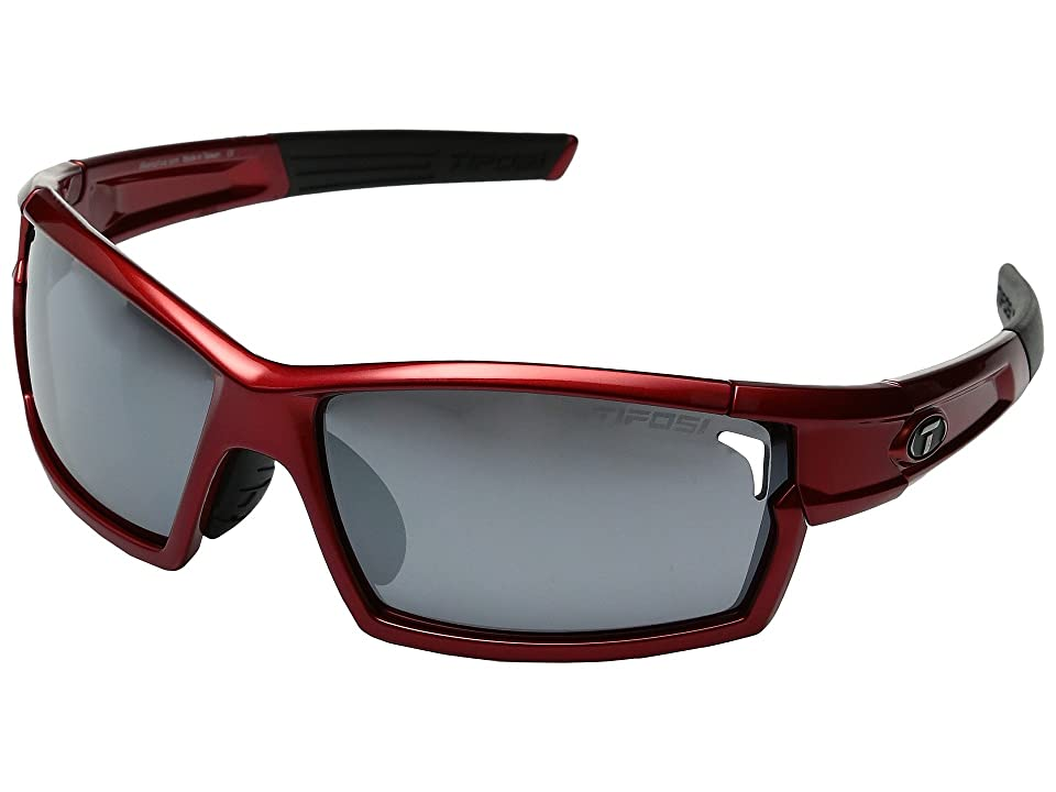 Tifosi Optics Cam Rock (Metallic Red) Sport Sunglasses