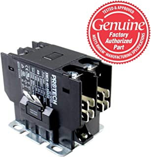 1 Pole 30 Amp Replacement Condenser Contactor 3100A15Q1452L Tyco Single Pole