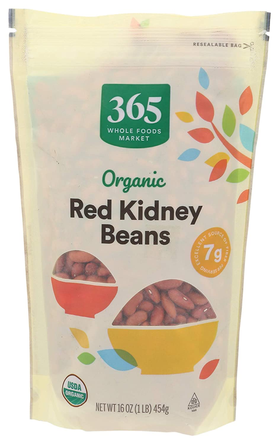 365 Max 47% OFF by Whole Foods Market Rare Beans 16 Kidney Red Ounce Organic