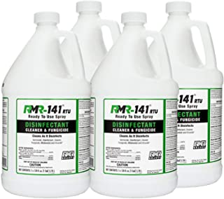 RMR-141 RTU Mold Killer, Cleaner to Kill Mold, Inhibits The Growth of Mold and Mildew, Disinfectant and Cleaner, Kills 99%...