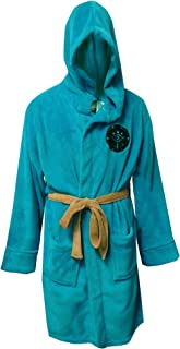 Nintendo Men's The Legend of Zelda Breath of The Wild Dress Like Link Robe