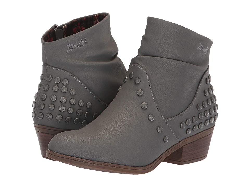 Blowfish Salinas (Fog Grey New Fawn) Women