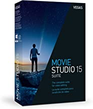 VEGAS Movie Studio 15 Suite - Create Stunning Movies