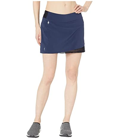 Smartwool Merino Sport Lined Skirt (Deep Navy) Women