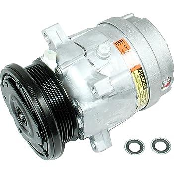 Delphi CS0089 Air Conditioning Compressor