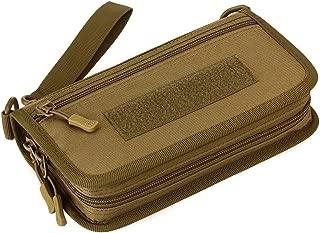 Huntvp Tactical Wallet EDC Money Holder Rodeo Checkbook Cowboy Wallet Gift
