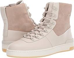 White San Remo Lux Leather