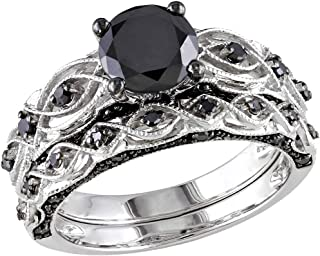 Best diamond engagement and wedding band sets Reviews