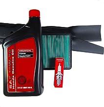 Honda HRR216 Series Tune-Up Kit (Serial Range MZCG-6000001 to MZCG-7999999)