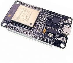 JZK® ESP32 Scheda di Sviluppo ESP-WROOM-32 ESP-32 ESP-32S 2.4GHz WiFi + Bluetooth Dual Mode modulo Antenna con Potenza Ultra Bassa