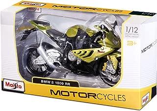 Maisto Diecast 1:12 Motorcycles Assorted 31101