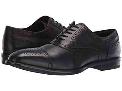 Kenneth Cole New York Futurepod Lace-Up (Black) Men