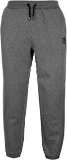 Everlast Mens Jogging Bottoms Fleece Trousers Pants Warm