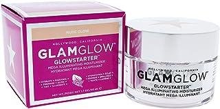 Glowstarter Mega Illuminating Moisturizer - Nude Glow by Glamglow for Unisex - 1.7 oz Cream