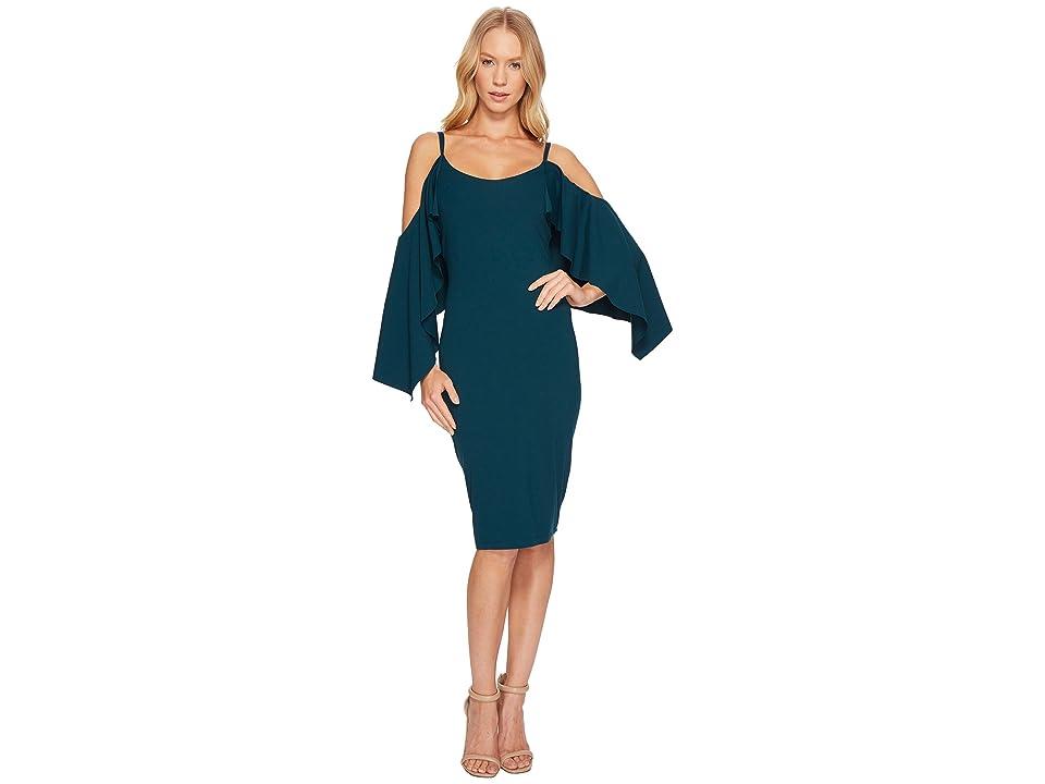 Susana Monaco Calista Dress (Pine Needle) Women