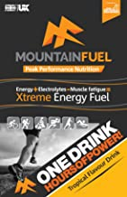 Mountain Fuel Xtreme Energy Fuel – Tropical 1 5kg Pouch 30 Servings Estimated Price : £ 40,00