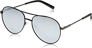 Polaroid Men's Sunglasses Aviator PLD 2069/F/S/X - Black
