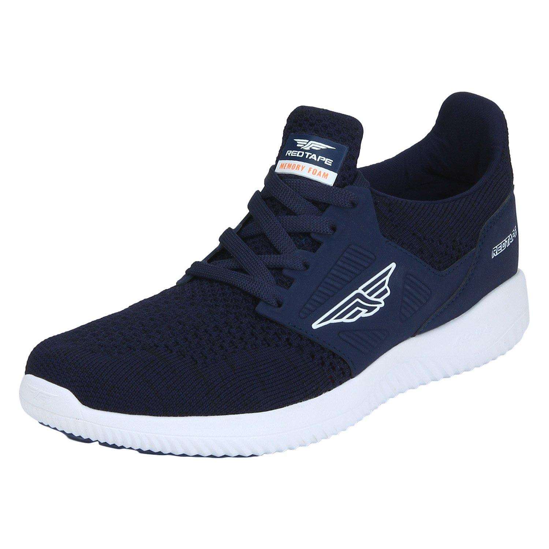 Red Tape Men's Blue Running Shoes- Buy