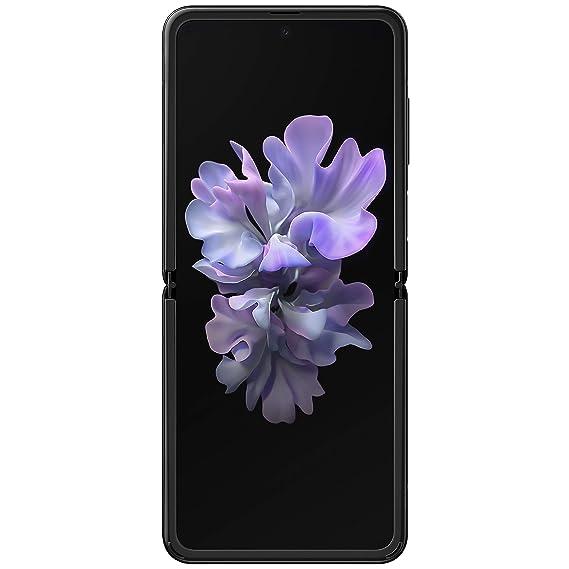 Samsung Galaxy Z Flip (Black, 8GB RAM, 256GB Storage) Without Offer