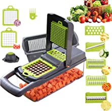 Vegetable Chopper,BRITOR Onion Chopper Mandoline Slicer Cutter Chopper and Grater Vegetable Slicer Potato Veggie Chopper D...