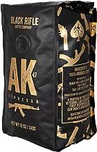 Black Rifle Coffee Company AK-47 Dark Roast Whole Bean Coffee, 12 Ounce Bag