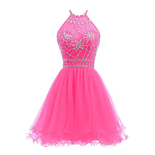 Short Pink Homecoming Dresses: Amazon.com