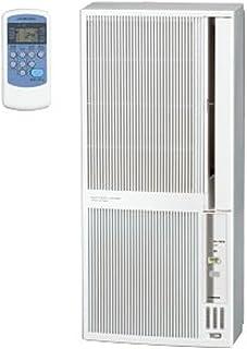 コロナ ウインドエアコン (冷暖房兼用タイプ) 液晶リモコン付 シェルホワイト CWH-A1817(WS)