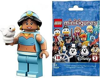 レゴ (LEGO) ミニフィギュア ディズニーシリーズ2 ジャスミン(アラジン) 未開封品 【71024-12】