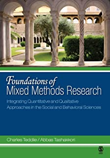 Foundations of Mixed Methods Research: Integrating Quantitative and Qualitative Approaches in the Social and Behavioral Sciences (NULL)