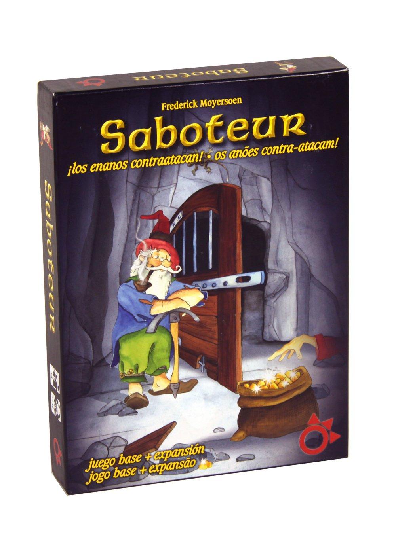 Mercurio- Juego del Saboteador Consigue Maximo de Oro para Ganar, Multicolor, única (A0022): Amazon.es: Juguetes y juegos