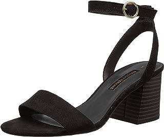Shady Casual Block Heel Sandal, Sandalia con Pulsera para Mujer
