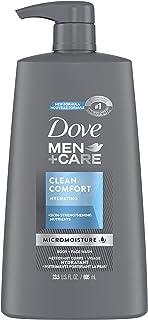 Dove Men + Care Body Wash Clean Comfort 695 ml, 0.876 kilogram