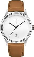 Tylor Watches Men's Cali Vibe Tlab002 Ανδρικο Καφε Ρολοι Quartz