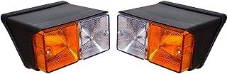 Paar Vorne Blinker kontrollleuchte Kotflügel vorne Licht für Traktoren 12V