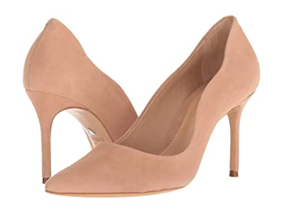 Schutz Analira (Honey Beige Camurca Cabra) High Heels