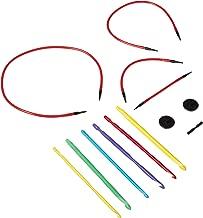 Love2Crochet Interchangeable Crochet Hook Set, USF 5/3.75mm-J10/6mm (L2CF5-J10)