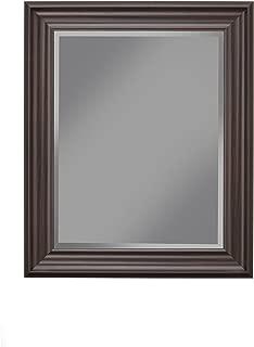 Sandberg Furniture Espresso Wall Mirror, 36