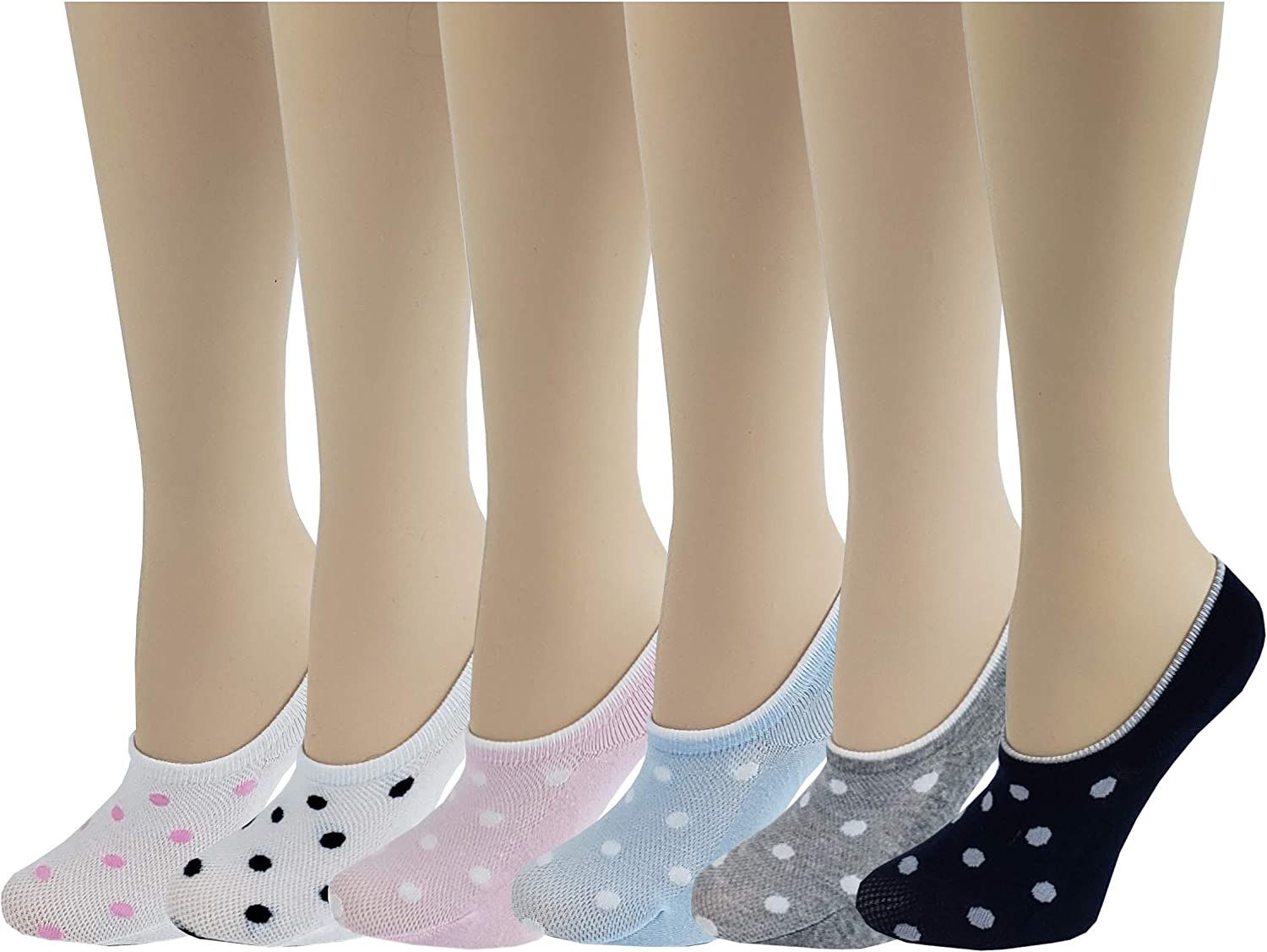 Classic No Show Socks Women Limited time trial price Cotton Spandex invisible Low Cut Non Casual