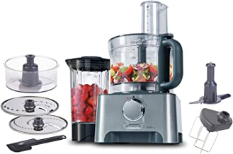 Kenwood Food Processor 1000 Watt, Silver, FDM788
