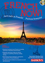 French Now! Level 1 with Online Audio (Barron's Foreign Language Guides)