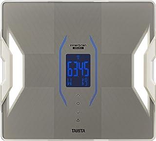 タニタ 体組成計 スマホ対応 自動認識 医療分野の技術で精密測定 インナースキャンデュアル 50g単位 日本製 RD-913 GD ゴールド