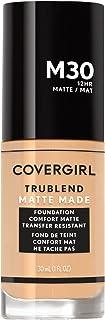 Covergirl TruBlend Matte Made Liquid Foundation, Honey