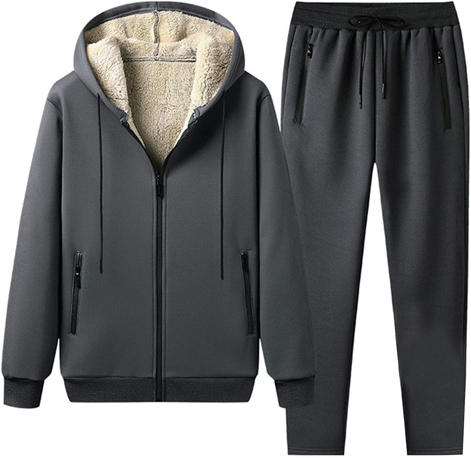 Men's Popular standard Casual Tracksuit Winter Warm Jogging Suit Running At Sweat Reservation