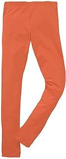 Vivian Kids Legging sol sep 514Tawny Orange Name it, Arancione, 152