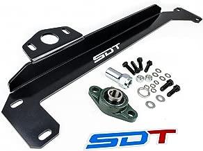 Fits 1994-2001 Dodge Ram 1500 Steering Stabilizer Gearbox Brace 2WD -Street Dirt Track- HD Steel Steering Gearbox Sector Shaft Brace Kit
